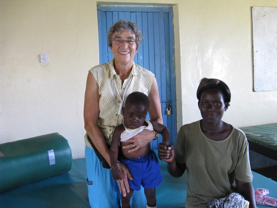 Joanne Rowland Returns from Kenyan village