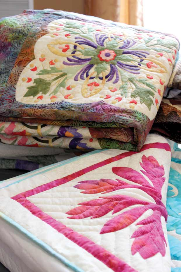 Quilt Guild Enjoys New Location