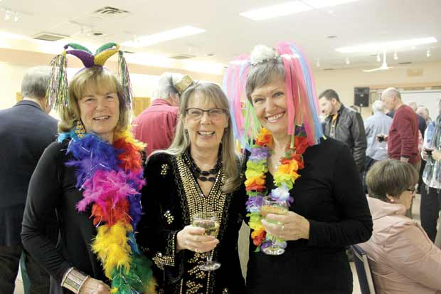 Community Did 'Step Right Up' for Historical Society Fundraiser – A Grand Night For All
