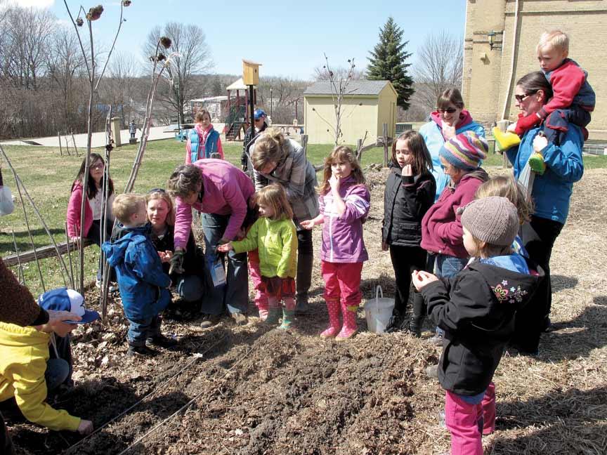 Community Celebration Set For Easter Monday