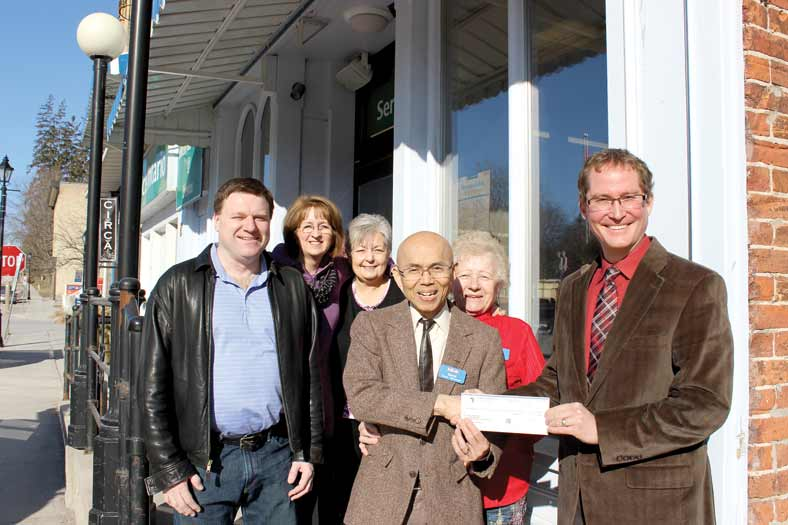 Millbrook Pharmacy's Owner Donates Inspiring Gift