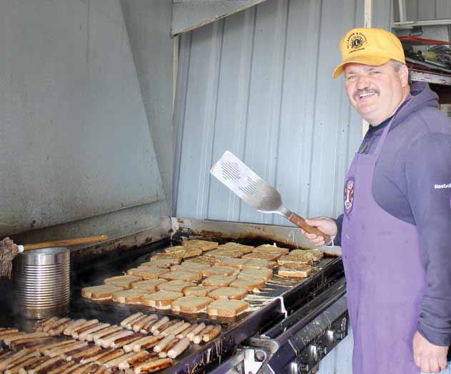 Lions Club Serves the Community and the World