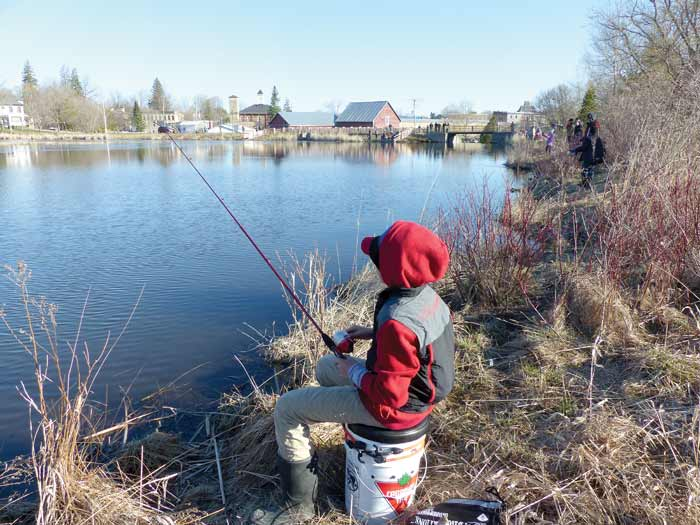 Millie Remains a No-Show at Annual Fishing Derby