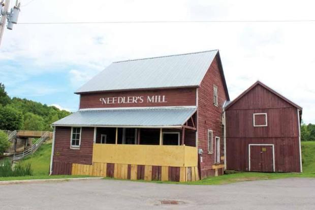 Needlier's Mill Millbrook.