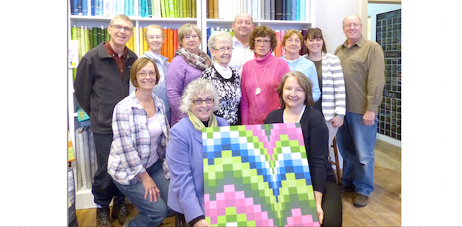 Barn Quilt Trail Project Seeking Artistic, Fabrication and Financial Support