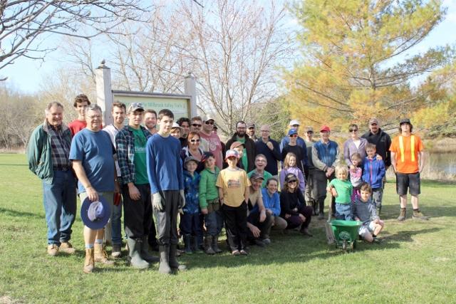 Volunteers Needed! Annual Cleaning & Grooming of Trails