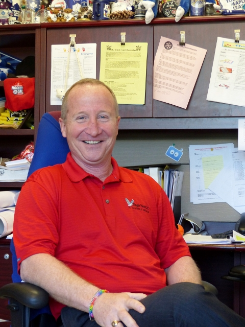 Popular North Cavan Principal Retires