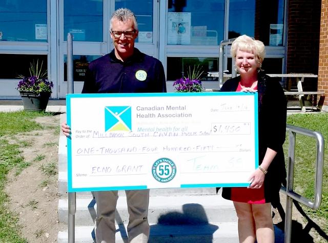 Local Schools Receive Grants for Mental Health Initiatives