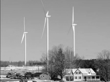 Industrial Wind Turbine Companies Soliciting Township Property Owners Again