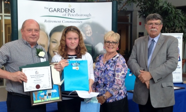 Community Care – Grandparent of the Year Award