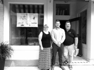 Watch for the arrival of Kawartha Quilt Systems retail store in mid-August operated by Philippa, Zach and Erik Skjaveland offering equipment and supplies for serious quilt makers
