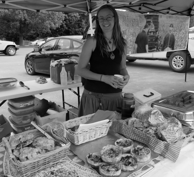 Young Entrepreneur Comes to Millbrook Market