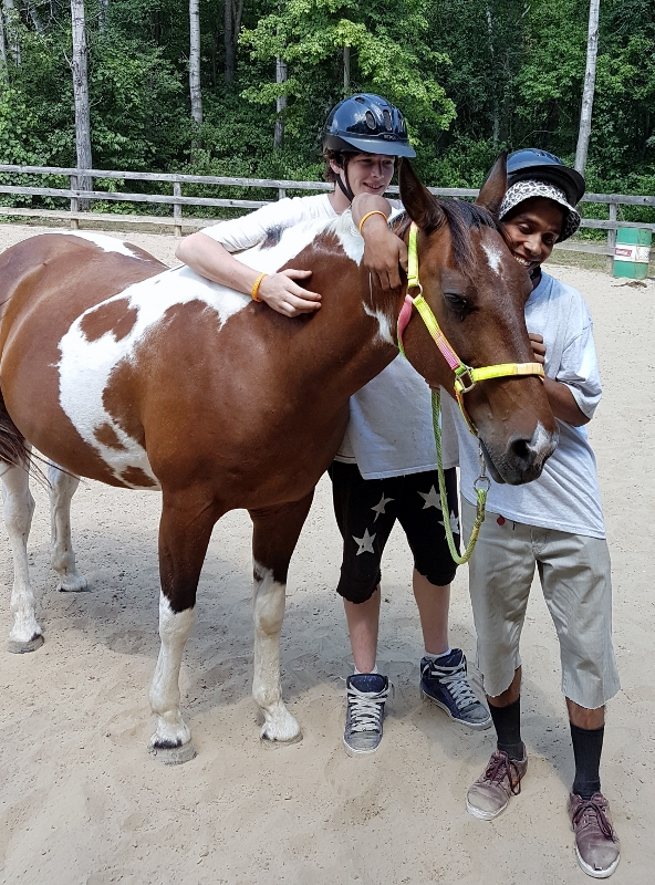 Youth Find Their Voices Working with Horses