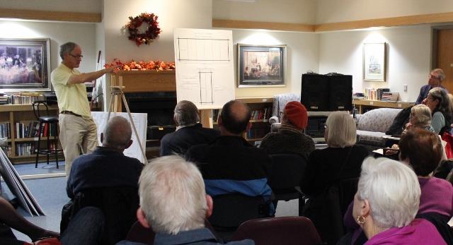 Historical Society Celebrates Bi-Centennial of John Deyell's Arrival