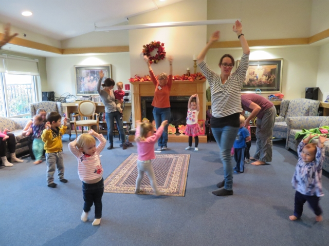 Music and Movement Returns to Centennial Place