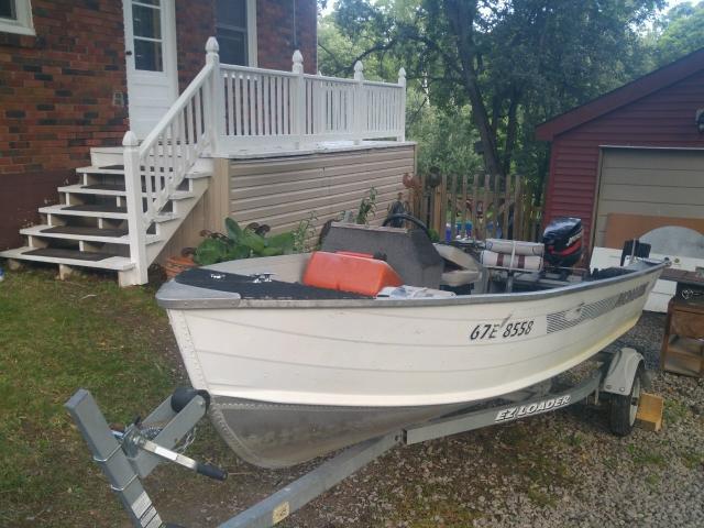 Boat stolen in Cavan
