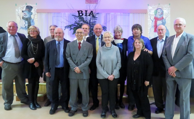 BIA Celebrates Local Business Owners with Sticking Power