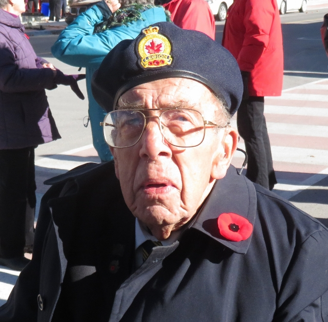 Lest We Forget:  The Experiences of WWII Veteran Clarence Munroe