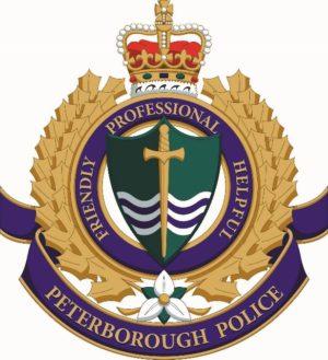 Peterborough Police Crest AI Format