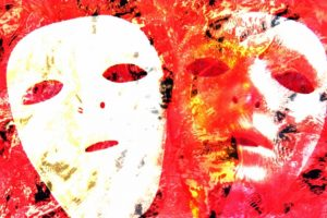 two-faces-masks-creative-commons-license-640x427