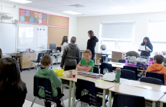 Doors Open to New Classrooms at Millbrook South Cavan School