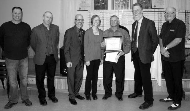25 Years of Service Award
