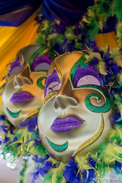 March Masquerade Celebrates Community