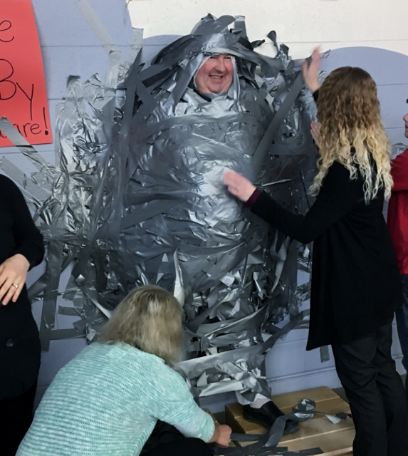 Duct Taped Principal