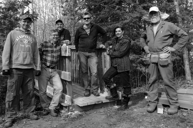 Millbrook Valley Trails Work Day Volunteers needed!