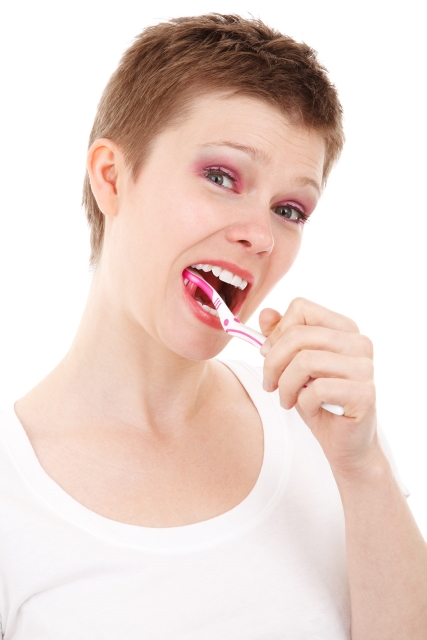 Biting the Hand That Feeds You to Advocate for Better Dental Health