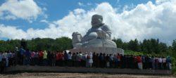 Wutai Shan Buddhist Garden in Canada