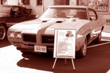 Millbrook Classic Car Show