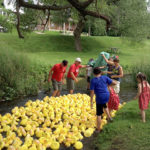 Rubber Duck Race Clears $1000