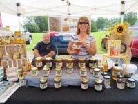 Golden Meadows Honey Comes to Zion Line