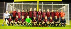 Remarkable First Season for Cavan Men's Soccer Club