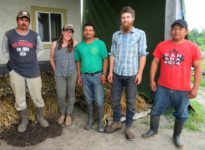 Migrant Workers Help Make  Local Harvests Happen