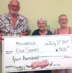 Marian & George Corfe Donation