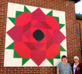 New Stops on the Cavan Monaghan Barn Quilt Trail