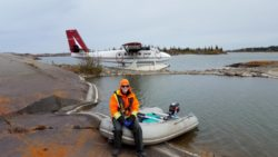 Where are they now?  Julie Olsen-Horton's Great Slave Lake Adventure