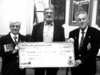 Millbrook Legion Members Donate $1000
