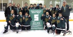 Millbrook Stars Bantam Green Wins Silver Stick Tournament