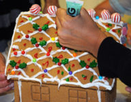 Gingerbread House Entries