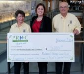 Millbrook Lions' Big Donation