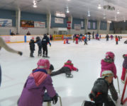 North Cavan students enjoyed skating