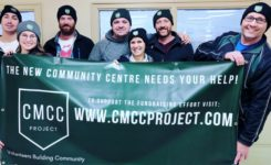 The Community Centre Fundraising Effort Gets Going