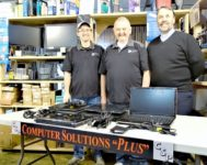 Computer Solutions donated five laptops to Belize Project!
