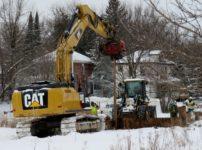 Millbrook Dam Project Underway