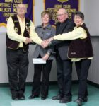 Millbrook Lions' Club Donations in February