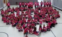 Local Students Embrace Kindness During Pink Shirt Day