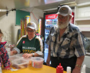 Concession Booth Contract for George and Marion Corfe Extended Another Year
